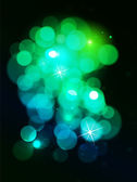 Abstract beautiful background with many brightness. Fantastic ve — Wektor stockowy