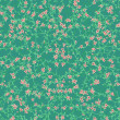 Classic seamless flower texture — Vector de stock #20197373