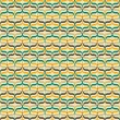 Seamless retro pattern — Stock Vector #20204851