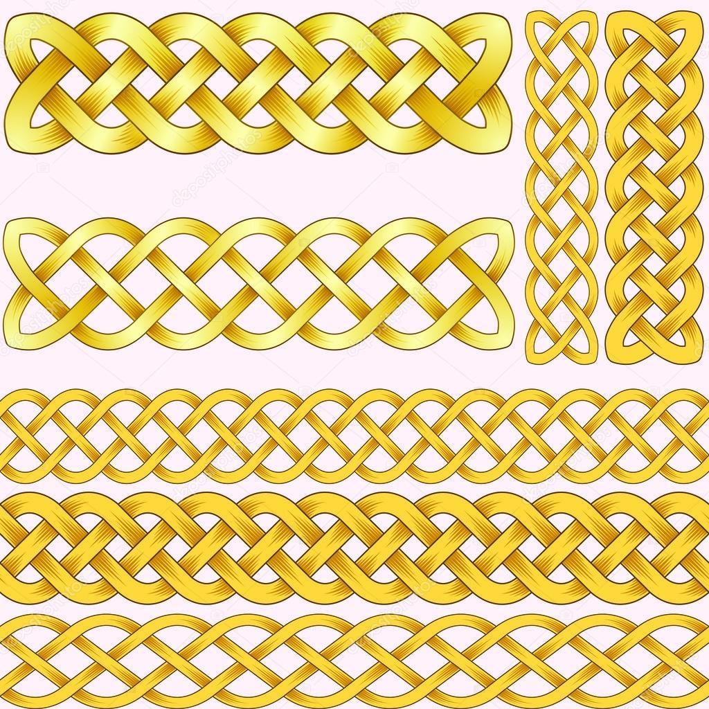 Плетение орнамента