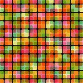 Patrón geométrico abstracto sin costuras — Vector de stock