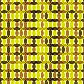 Rétro motif géométrique sans soudure — Vecteur