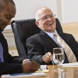 Men in Business Meeting — Stock Photo #18773081