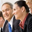 Business in meeting — Stock Photo #18799587