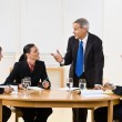 Business in meeting — Stock Photo #18799661