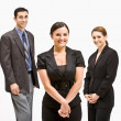 Business smiling — Stock Photo #18800073