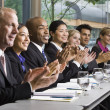 Stock Photo: Business in Meeting
