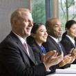 Business in Meeting - Foto Stock