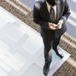 Man in Business Suit — Stock Photo