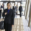 Young Businesswoman — Stock Photo #18801141