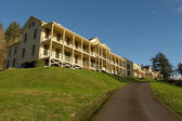 Barracks, Fort Columbia — Photo