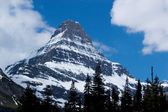 Peak, Glacier National Park — Photo