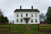 Bybee-howell house, isola di sauvie 3 — Foto Stock