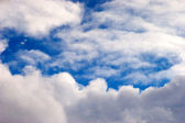 Cloud Abstract — Stock Photo
