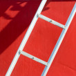 Stock Photo: Ladder, Shadow, and Hull