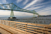 Astoria-Megler Bridge — Stock Photo
