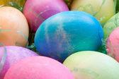 A Dozen Easter Eggs — Stock Photo