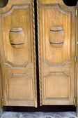 Saloon Doors — Stock Photo
