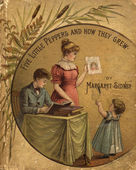 Antique Children's Book — Stock Photo