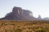 Ranch, Near Monument Valley — Stock Photo