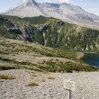 Windy Ridge, Mount St. Helens National Monument — Stock Photo