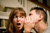 Intimate Secrets: If you won't, I'll Tell — Stock Photo