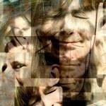 Grunge Background 3 — Stock Photo