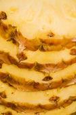 En välsmakande stack ananas — Stockfoto