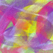 Pastel: Brightly Colored Abstract Background — Stock Photo