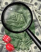 Money Gamble — Stock Photo