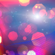 Bokeh Abstract - Stock Photo