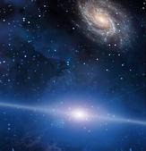 Espacio galáctico — Foto de Stock
