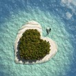 Heart Island — Stock Photo #25226855