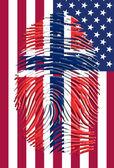 Norway USA — Stock Photo