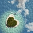Heart Island — Stock Photo #26349733