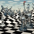 Fantasy Chess — Stock Photo #28603475