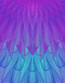 Feathers Abstract — Stock Photo
