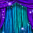 Theater Curtains — Stock Photo #29423451