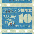 Two Guys Super 10 Trading Stamps — Stock Photo #29425839