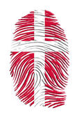 Denmark Identity — Stock Photo