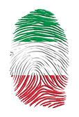 Italian Identity — Stock Photo