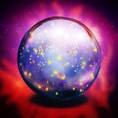 Crystal Ball — Stock Photo