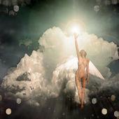 Anioł — Zdjęcie stockowe