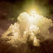Духовный свет — Стоковое фото