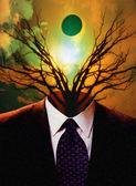 Vhodný strom — Stock fotografie