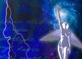 Spirituelle Leidenschaft — Stockfoto