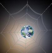 Globalna sieć — Zdjęcie stockowe