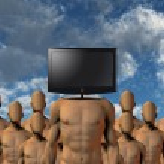 TV Head — Stock Photo #29508273