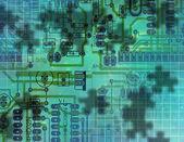 Circuit Technology — Stock Photo