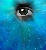 Eye Light — Stock Photo